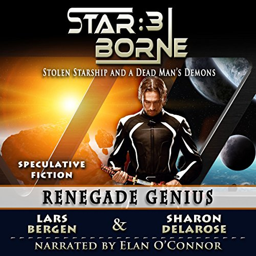 Renegade Genius audiobook cover art