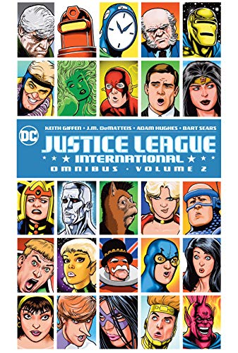 Compare Textbook Prices for Justice League International Omnibus Vol. 2  ISBN 9781779502964 by Dematteis, J.M.,Giffen, Keith