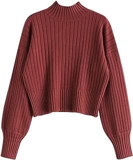 Suchergebnis auf für: Crop Top Pullover
