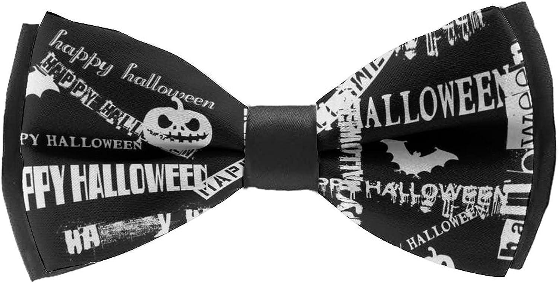 Pre-Tied Bow Tie for Wedding Party Classic Cravat Neck Tie For Men/Boys