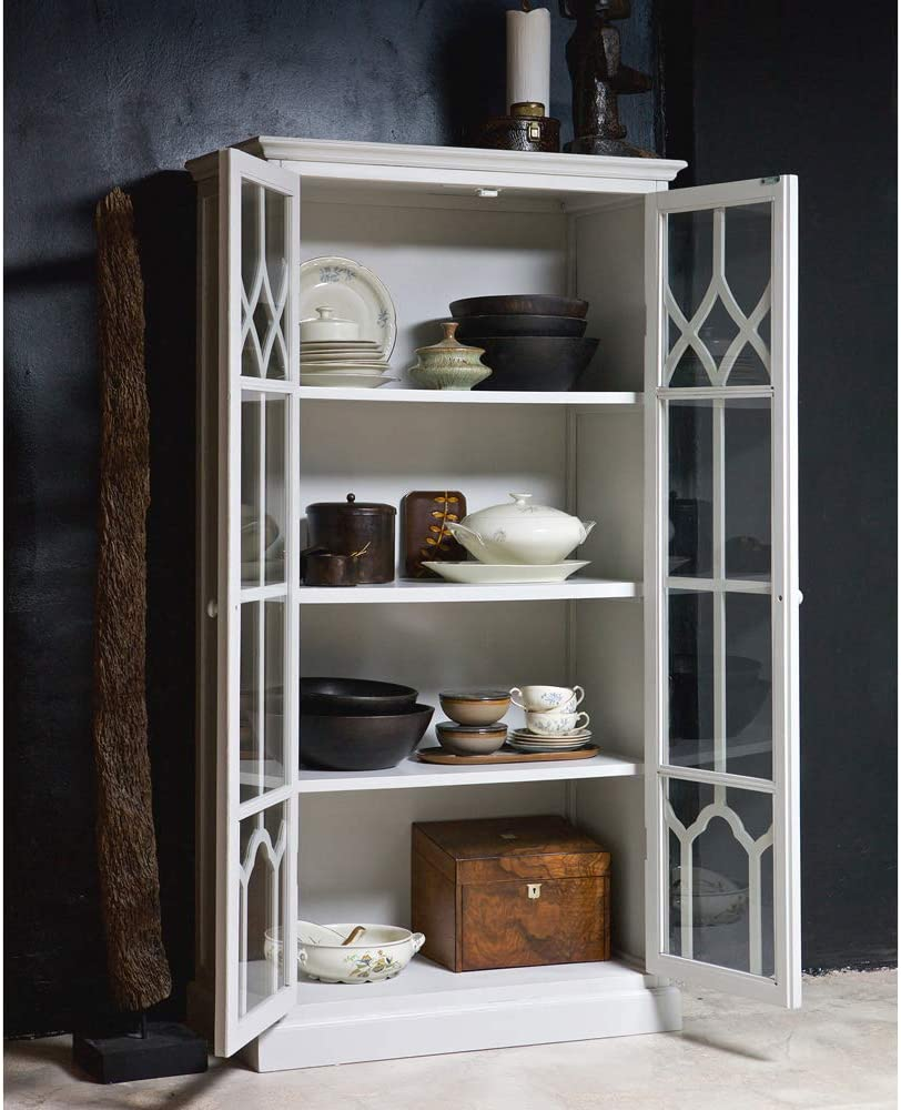 De Eekhoorn Vintage Fresco Cabinet 20 cm Tall Wood Display ...