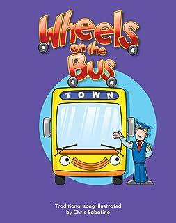 Wheels on the Bus Lap Book (Transportation)