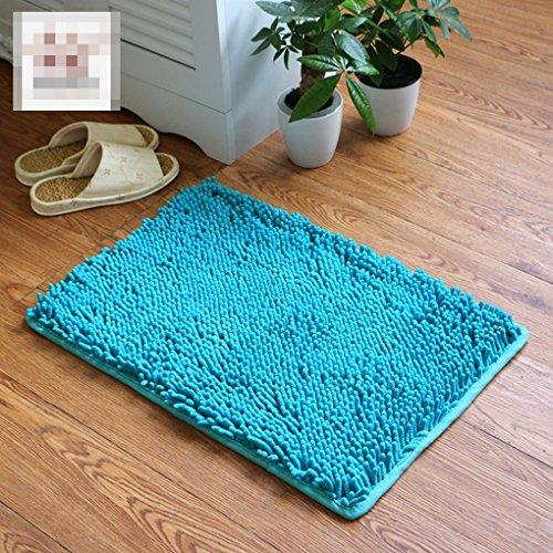 Good thing tapis Matelas de matelas de matelas Chenille Matelas anti-patins de chambre à coucher (taille : 90 * 110CM)