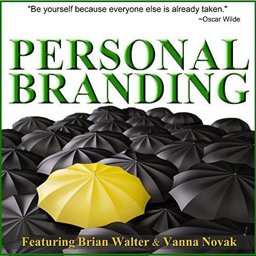 Personal Branding Basics audiobook cover art