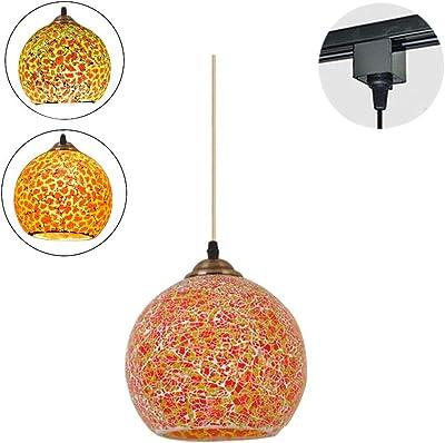 Amazon.com: ANYE Juego de lámparas de araña con cable de 3.2 ...