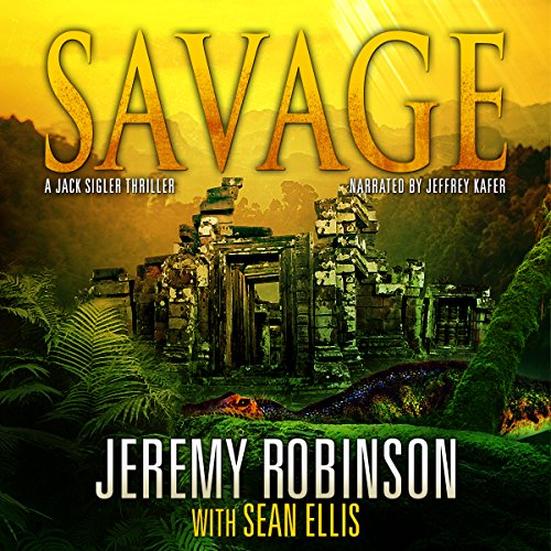 SAVAGE (A Jack Sigler Thriller - Book 6) audiobook cover art