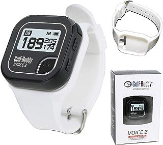 $99 » BUNDLE: 2016 Golf Buddy Voice 2 Golfbuddy Voice2 Easy-To-Use Talking GPS + Golf Buddy Wristband (White)