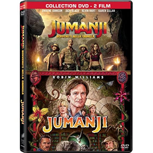 Jumanji Collection (Box 2 Dvd)