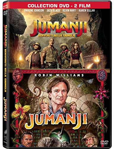 VARI - JUMANJI COLLECTION (2DVD) (1 DVD)