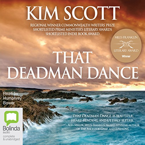 That Deadman Dance audiobook cover art