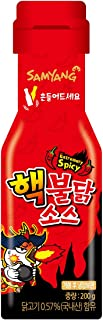 [Samyang] Extremely Spicy! HACK Bulldark Spicy Chicken Roasted Sauce 200g / Korean food/Korean sauce/Asian dishes/Fire Noodle Challenge (overseas direct shipment)