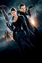 Poster Hansel and Gretel Witch Hunters Movie 70 X 45 cm