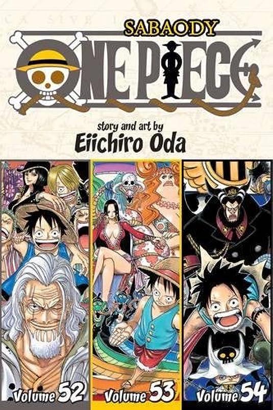 自然マージン隣接One Piece (Omnibus Edition), Vol. 18: Includes Vols. 52, 53 & 54