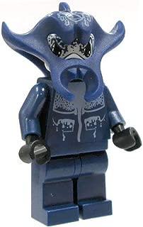 LEGO Minifigure - Atlantis - MANTA WARRIOR
