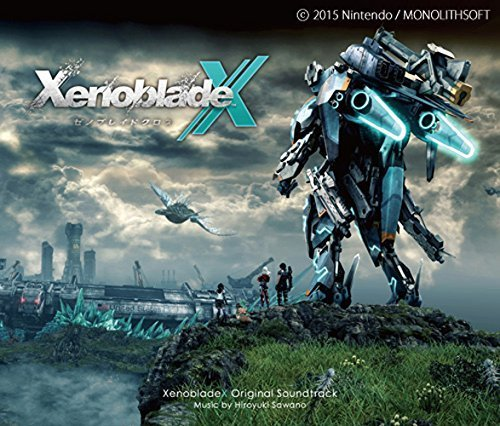Xenoblade Chronicles X Original Soundtrack by Imports (2015-05-20)