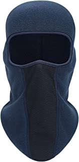 Winter Neck Warmer Balaclava - Breathable Full Face Hood Mask Ski Mask for Hiking Riding Sports Outdoor