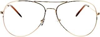 big wire rim glasses