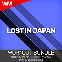 Lost In Japan [Clean] (Workout Remix 128 Bpm)