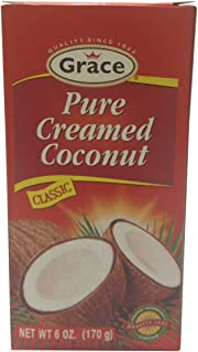Grace Coconut Cream - Net Wt. 6 oz