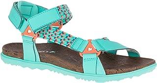 Merrell Women's Around Town Sunvue Woven Sandal