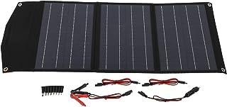 Solar Charging Panel, Solar Charger Panel Solar Panel 60W Solar Panel Bag för utomhus för vandring
