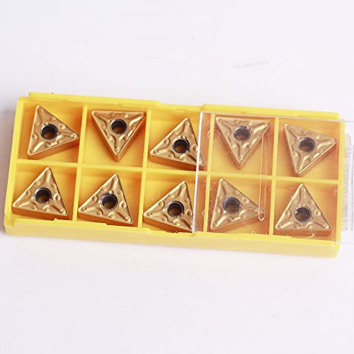 wholesale ZIMING-1 outlet online sale 10PCS TNMG160408- CNC triangle carbide milling inserts for processing steel,stainless steel, lathe popular turning tools online sale