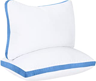 Utopia Bedding Gusseted Pillow (2-Pack) Premium Quality...