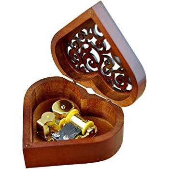 Roman Bless This House Brown Large Music Box