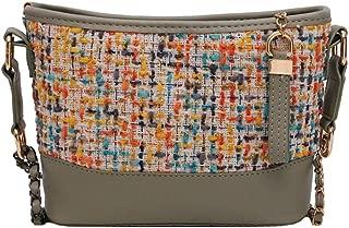Crossbody bag Chain Simple fashion Messenger Bag Multicolor