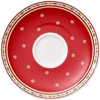 comprar comparacion Villeroy & Boch 14-8612-1310 Platillo de café Winter Bakery Delight, para Navidad, 14 cm, Porcelana, Multicolor, 15.0x15.0...