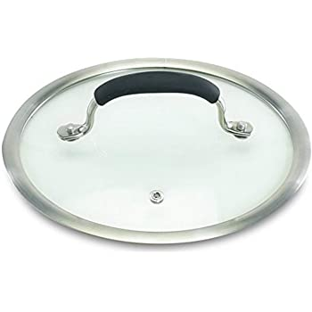 """Nordic Ware 11208 Tempered Glass Lid, 8"""", Clear"""