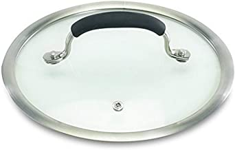 "Nordic Ware 11208 Tempered Glass Lid, 8"", Clear"