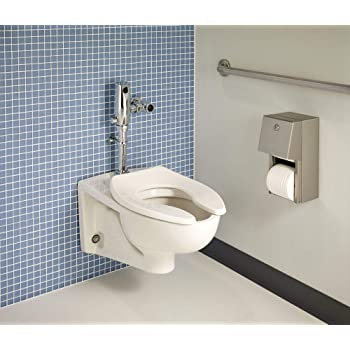 Restroom Fixtures Janitorial & Sanitation Supplies White American ...