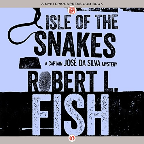 Isle of the Snakes audiobook cover art