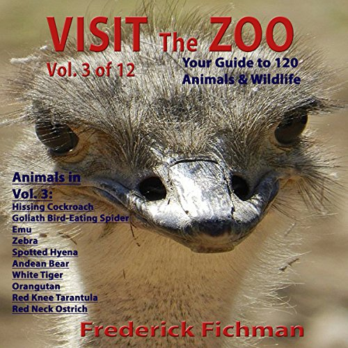 Visit the Zoo: Volume Three audiobook cover art