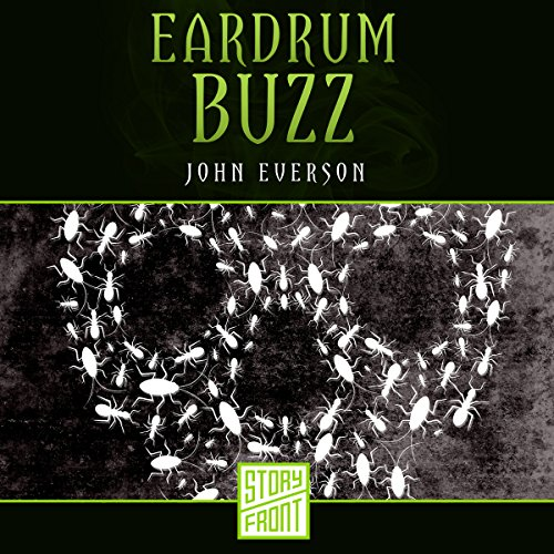 Eardrum Buzz audiobook cover art