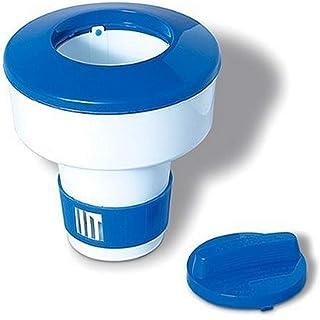 HydroTools by Swimline Adjustable Floating Pool Dispenser