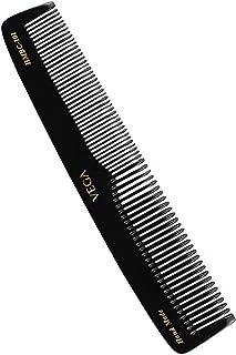 Vega Graduated Dressing Comb, 9-inch, Black