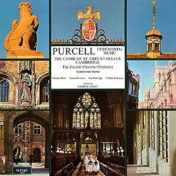 Purcell: Te Deum & Jubilate; Complete Funeral Sentences