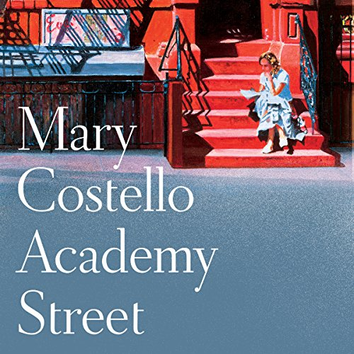 Academy Street audiobook cover art
