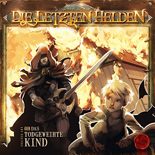 Das todgeweihte Kind audiobook cover art