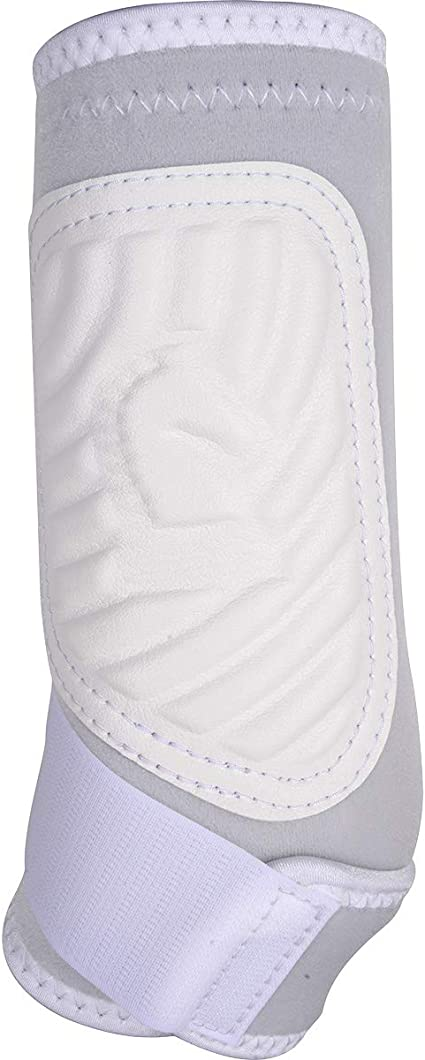 Classic Rope Company Cross Fit Boot Front White Medium