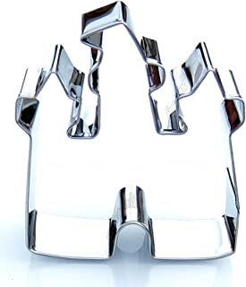 Castle Cookie Cutter - Stainless Steel