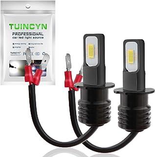 Wuudi CHR diurne lampe LED Auto DRL lampe Feux de circulation diurnes d/édi/ée pour CHR