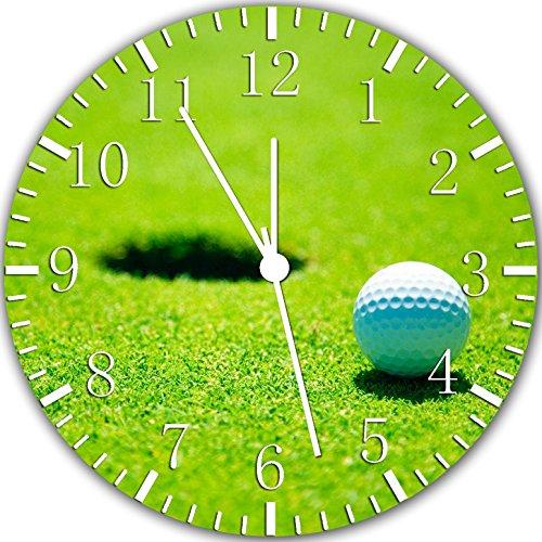 Golf Wanduhr 25,4cm Will Be Nice Gift und Raum Wand Decor Hundebett