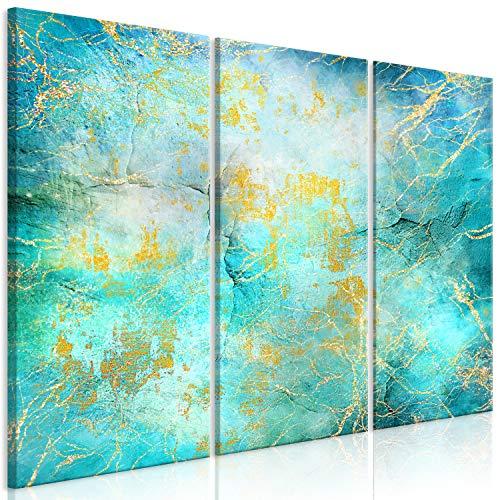 murando Cuadro en Lienzo Abstracto 135x90 cm Impresión de 3 Piezas Material...
