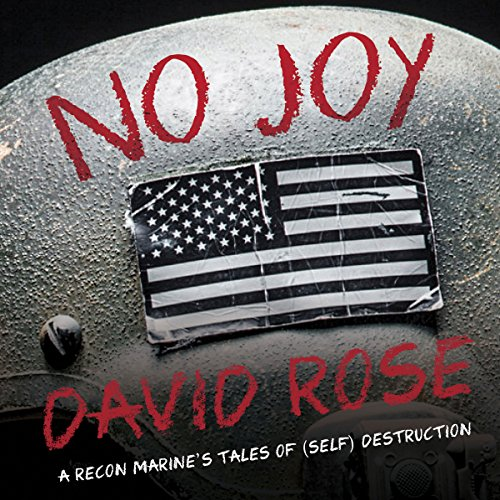 No Joy audiobook cover art