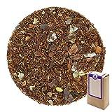 Núm. 1264: Té rooibos 'Coco achocolatado' - hojas sueltas - 100 g - GAIWAN® GERMANY - rooibos, cacao, virutas de coco