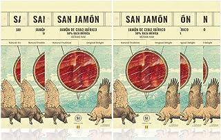 comprar comparacion San Jamon pack de 6 sobres de 100 g de Jamón de Cebo Ibérico Loncheado