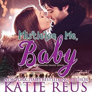Mistletoe Me, Baby audiobook cover art